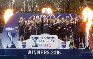 Schalk strikes at death to win League Cup for Ross County