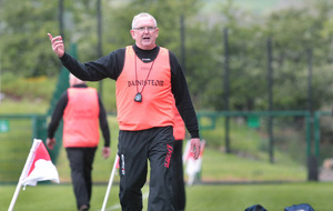 Derry hurling manager Tom McLean remains positive