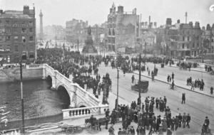 1916: Belfast unionist watched rebellion unfold from Gresham Hotel