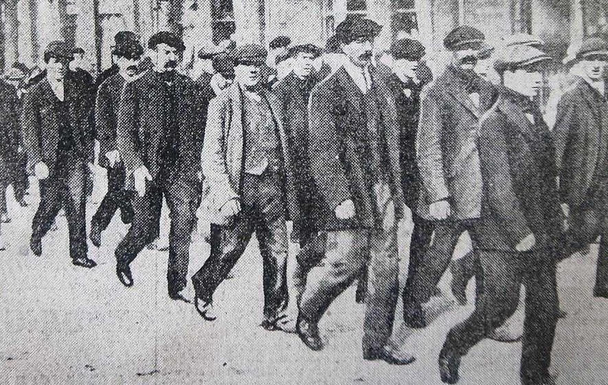 1916: Confusion, division and disarray in Ulster