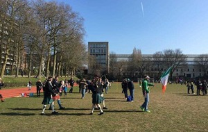 Brussels hosts GAA games as part of St Patrick's Day festival