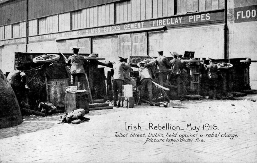 1916: The Rising and its impact