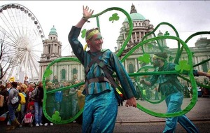 Map - Find out where to celebrate St Patrick's Day near you