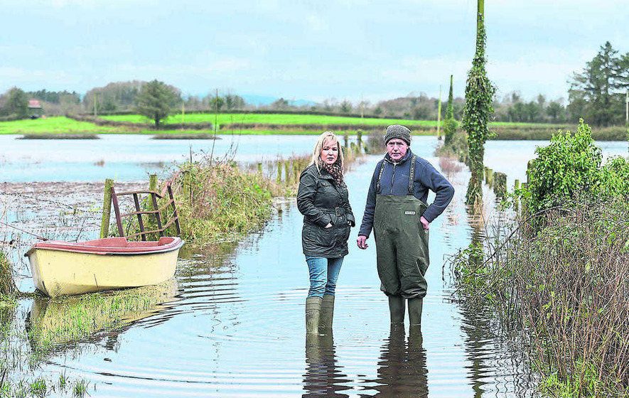 Fund to aid farmers affected by flood launched