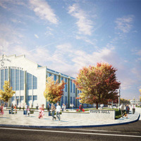 Benmore Group announces £100m plan to turn Belfast's King's Hall into health centre