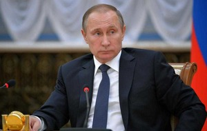 Putin orders partial pullout of Russian military from Syria