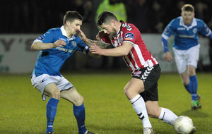 Rory Patterson double seals Derry City victory against Bray