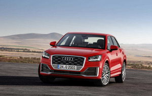 Audi's first Q2 deliveries due in Q4