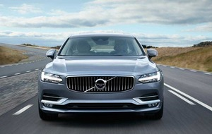 Stylish Swede stands out as Volvo showcases cool and calm design