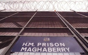Prison Service recording strip searches policy breaches human rights law