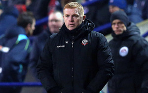 Neil Lennon leaves Bolton Wanderers by 'mutual consent'