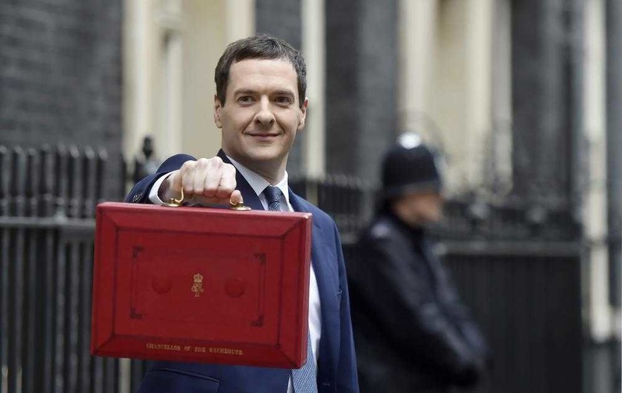 Chancellor George Osborne takes a punt on UK growth in last year of Parliamentary term