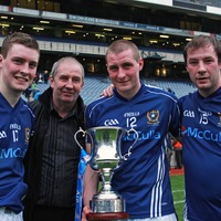 St Patrick's Day 2010: McGourty clan at heart of St Gall's All-Ireland club final triumph at Croke