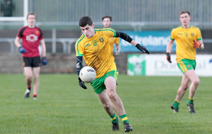 Stephen McBrearty is hero for Donegal with last gasp point