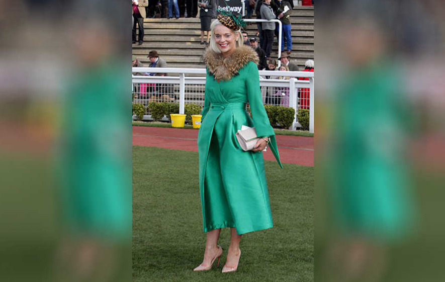 Co Tyrone mother wins best dressed at Cheltenham Ladies' Day