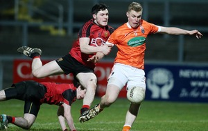 Ruthless Orchard raid the Mournes for semi spot