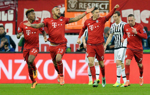 Bayern Munich complete comeback with win over Juventus