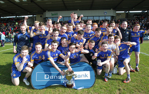 Patrician High beat Holy Trinity to MacLarnon Cup