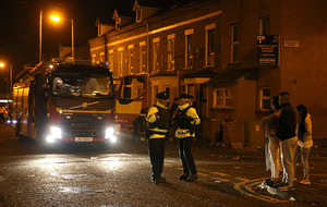 St Patrick's Day disorder sees 11 arrested in Belfast
