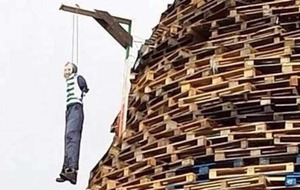 Council rejects nationalist bid to overturn bonfire funding vote