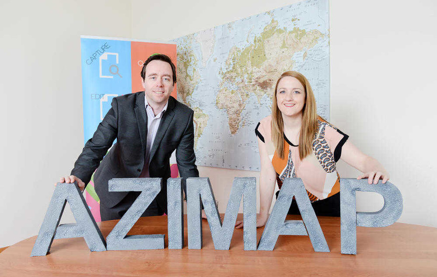 Cookstown start up aims to map out road to success