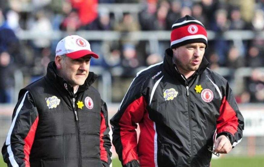 The long and winding road of Tyrone's Gavin Devlin