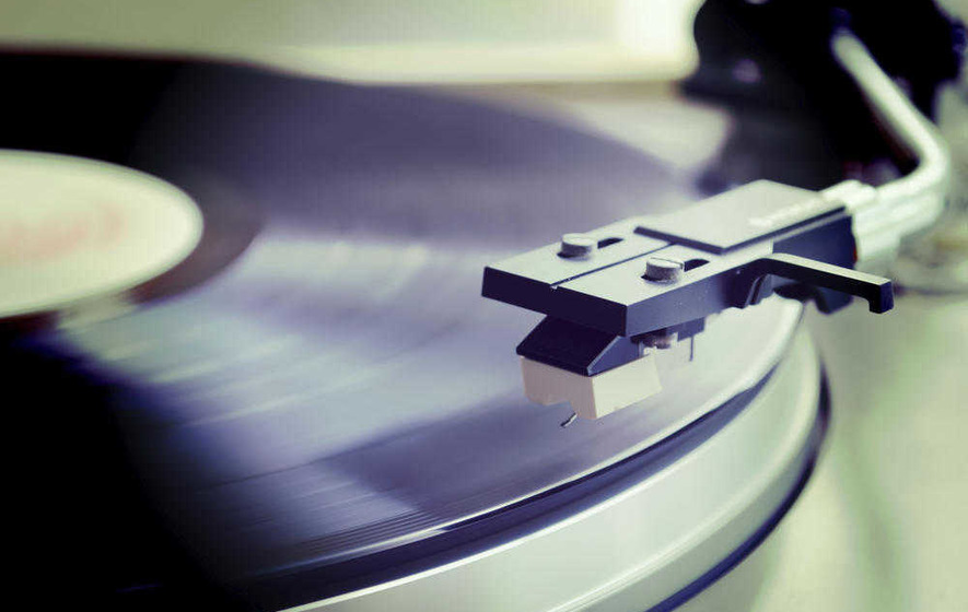 Vinyl sales at highest groove for 25 years