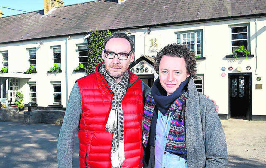 Eating Out: Chef Tom Kitchin's just bitchin at Balloo House