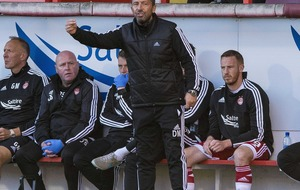Derek McInnes remains calm despite Aberdeen defeat