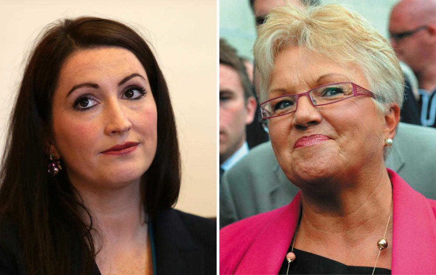 Ruth Patterson: Emma Pengelly name change 'smacks of desperation'