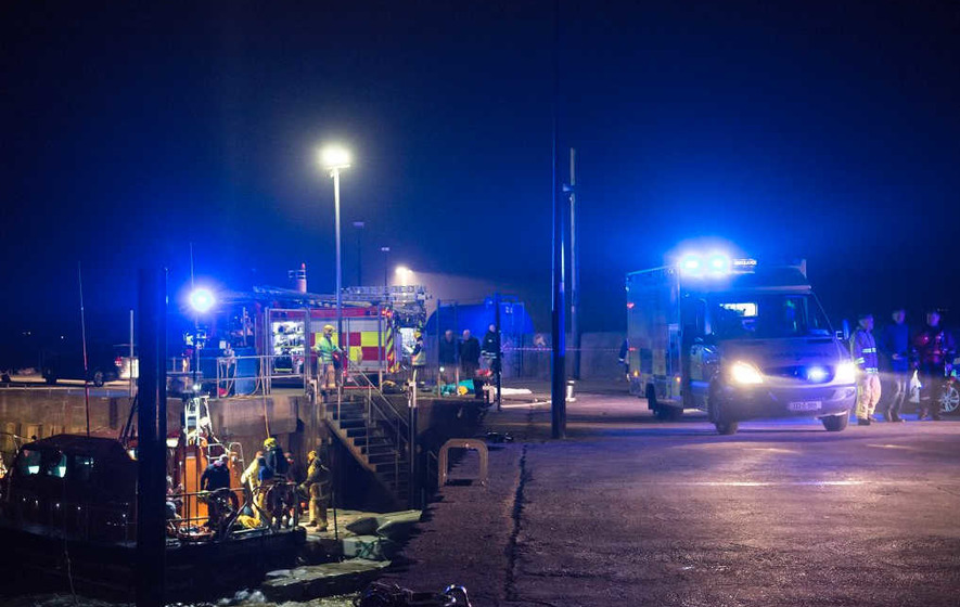 Buncrana pier deaths: Adults and children 'were from Derry'