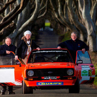 Circuit of Ireland rally returns to Causeway Coast and Glens