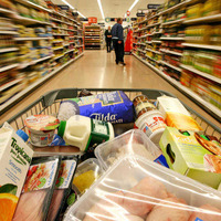 Falling food prices expected to keep inflation rate pegged