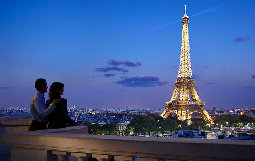 Paris: A wedding and honeymoon dream come true