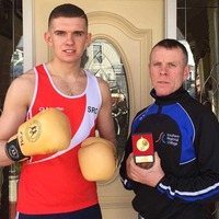 Newry's Conor Wallace targets world title after passing Irish exam