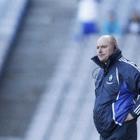 Monaghan boss O'Rourke looking up rather than down