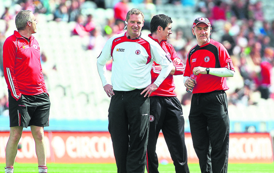 Tyrone assistant manager Gavin Devlin: Joe Brolly is great craic