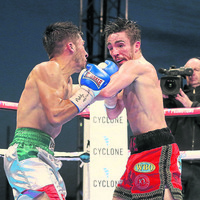 Conlan eyes Butler bout after link-up with Warren