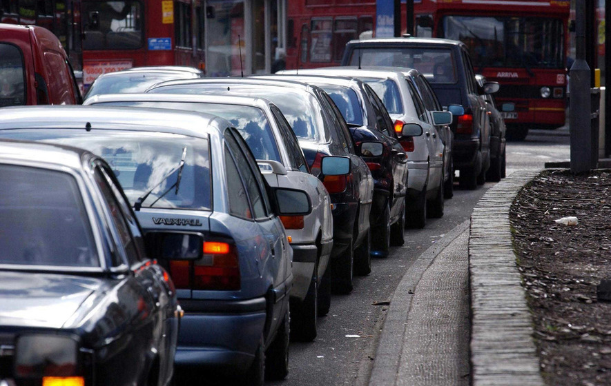 Belfast drivers waste 195 hours a year in traffic - study