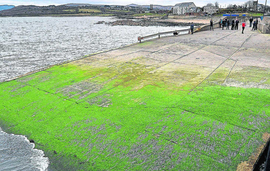Man escaped tragedy on Buncrana pier two years ago