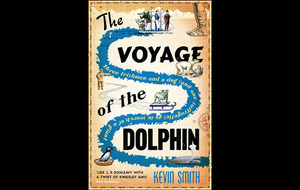 Author Kevin Smith's Arctic role