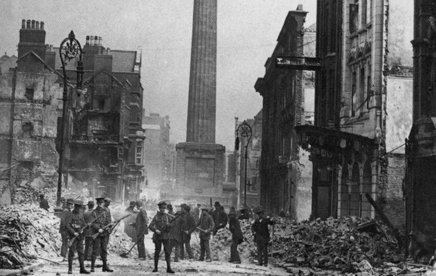 The Easter Rising tide of historical nonsense