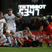 Ulster's Iain Henderson could make return against Glasgow