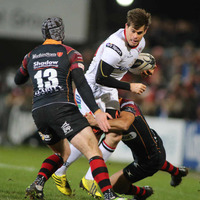 Louis Ludik glad to be back for Ulster's trip to Glasgow