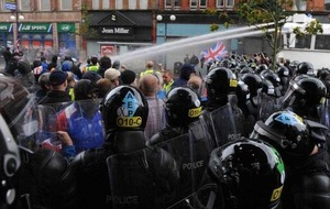Loyalists apply to hold protest at republican Rising parade