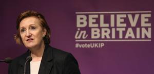 Ukip deputy suspended, says party leader Farage