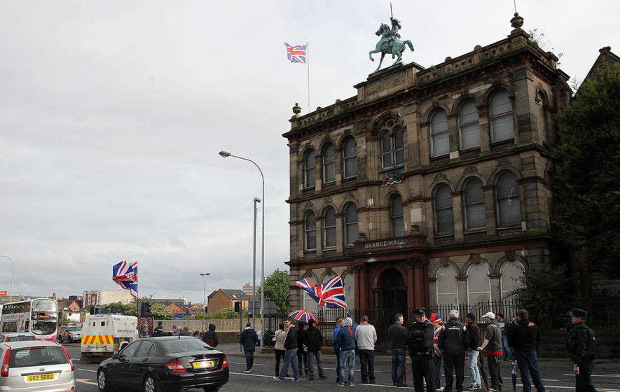 Loyalists plan parade to commemorate 1,000 days since beginning of Twaddell protest