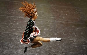 In Pictures - The 2016 World Irish Dancing Championships