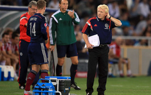 Preparation starts now for World Cup qualifiers - Strachan