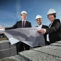 Plans unveiled for 550 new family homes in £90m Lagan scheme